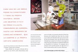 La colección de Javier y Mercedes de la Calzada