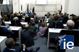 """Instituto de Empresa – Conferencia """"El arte contemporáneo y su mercado"""""""