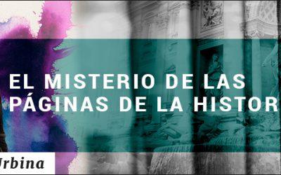 EL MISTERIO DE LAS PAGINAS DE LA HISTORIA