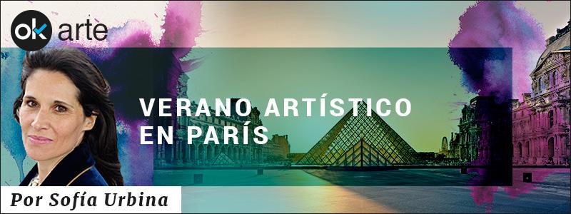 VERANO ARTISTICO EN PARIS