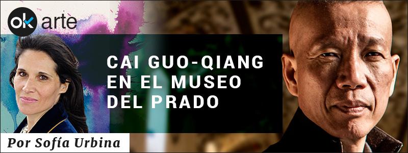 CAI GUO-QIANG EN EL MUSEO DEL PRADO