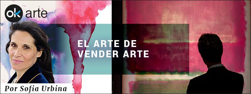 EL ARTE DE VENDER ARTE